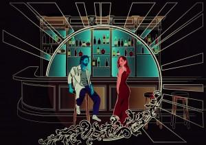 Ilustración de Javier Herrpinark Lugo
