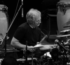 Jazz Plaza Internacional 2019.  Concierto de David Weckl en el Teatro Mella, Cuba.  Foto de Alba León